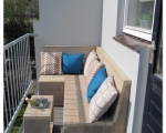 "Balkon lounge set ""Sjaan"" 1"