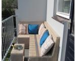 "Balkon lounge set ""Sjaan"" 1"