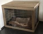 Hondenbench-ombouw-Ronald-Aart-Jan