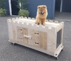 Hondenbench Inga Helene 4