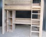 Hoogslaper-bureau-kast Gerrit 3