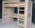 Hoogslaper-bureau-kast  Gerrit 2