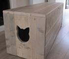 Kattenbak kast Marianne 1