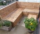 Balkon Loungebank Joyce 1