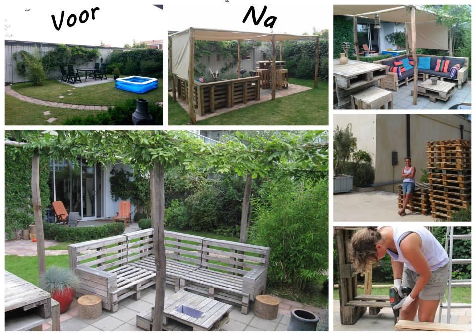 Overig werk archieven op eigen houtje meubels - Hoe een heuvelachtige tuin te plannen ...